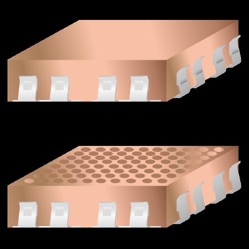 Clip-on PCB afskærmning system