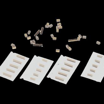 Ledende silikone PCB afskærmning pakning