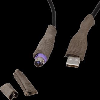 Kabel stik skærme