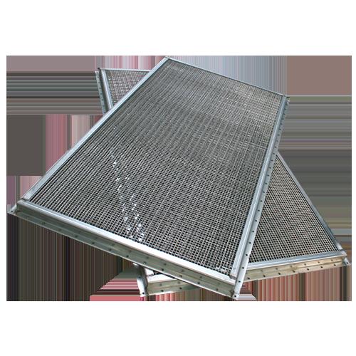 EMP ventilationskanaler til Faraday Cages