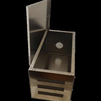 Lavfrekvente afskærmede kasser